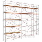 ЛРСП-200 - строительные леса, м2 фото