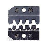 Инструмент для опрессовки кабеля Knipex Матрицы опрессовочные и направляющие, для системных опрессовочных инструментов фото