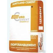 Цемент EURO Portland (50кг) фото