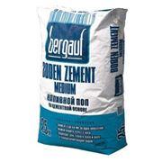 БЕРГАУФ Boden Zement Medium наливной пол на цементной основе 25 кг. фото