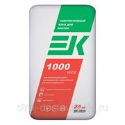 Клей для толстослойной укладки плитки ЕК 1000 WIDE (25кг) фото