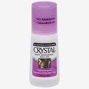 Натуральный роликовый дезодорант Кристалл, 66 мл фото