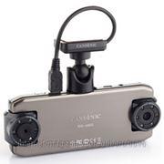 Автомобильный видеорегистратор Cansonic FDV-606G фото