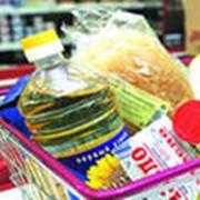 Закупка продовольственных товаров фото