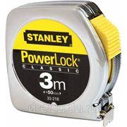"""Рулетки Stanley """"Powerlock"""" с металлическим корпусом 0-33-218 фото"""