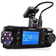 Автомобильный видеорегистратор Cansonic FDV-606S фото