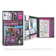 Monster High Sticker Stylist (Стильные наклейки Школа Монстров)(монстер хай) фото