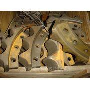 Сегменты ведущего колеса 2 зуба 0Т05033-2 фото