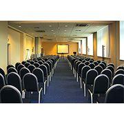 Современный конференц зал Alabuga-City Hotel фото