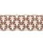 Плетение «Бисмарк четверной из Якоря» фото