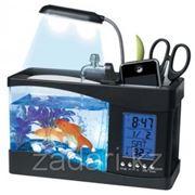 Настольный аквариум-органайзер - оригинальный подарок фото