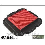 запчасти мото Hi-Flo воздушный фильтр hfa3614 фото