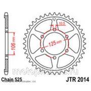 запчасти мото JT звезда задняя (ведомая) для мотоцикла для мотоцикла стальная фото