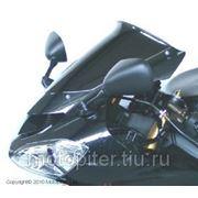 запчасти мото MRA ветровое стекло спойлер mra kawasaki zx10r 04-05 /z750s 05-, зеленое, - фото