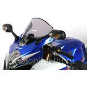 запчасти мото MRA ветровое стекло mra 'racing' на suzuki gsxr 600/750 2006-2007, серое дымчатое, - фото