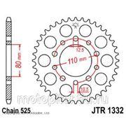 запчасти мото JT звезда задняя (ведомая) для мотоцикла стальная фото