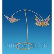 "AR-1119/ 1 фигурка ""пара бабочек"" с цв.кр. (юнион) (778801) фото"