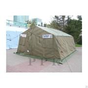 Памир 10. Палатка для полевых условий летняя (внешний тент - ткань ПВХ) фото