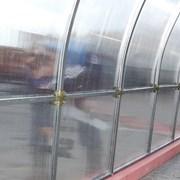 Теплица Сибирская Премиум, соединения: КРАБ 10х3х2