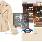 Краска для кожаной куртки бежевый NLS фото