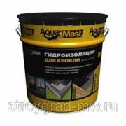 Гидроизоляция для кровли битумно-резиновая AquaMast фото