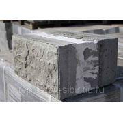 Блок рядовой Теплостен Хорватский камень фото