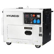 Дизельные генераторы Hyundai DHY 8000 SE фото