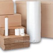 """Гофролист из картона с рилевом для упаковки мебели 1000*1000-Т 21 """"В"""" бурый, (на поддоне) фото"""