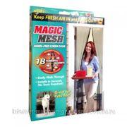 Автоматическая занавеска для входной двери MagicMesh фото