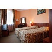 Номер Апартаменты с двумя спальнями фото