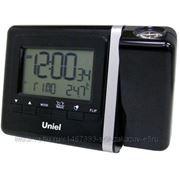 Метеостанция / часы Uniel UTP-80 фото