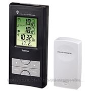 Метеостанция / часы-будильник Hama EWS-165 фото