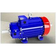 Крановый электродвигатель МТКФ312-8 11 кВт 700 об/мин фото
