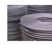 Шнур резиновый круглого,квадратного, трапецеидального и прямоугольного сечений фото