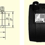 Муфта редукционная с интегрированным устройством d63/50 Typ D