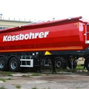 Продается полуприцеп Кassbohrer объемом 32 куб.м., фото