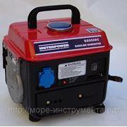 Генератор DDE GG 950 DC, двухтактный, бензиновый, 220 В, ручной запуск, 0,72 кВт, 18,5 кг фото