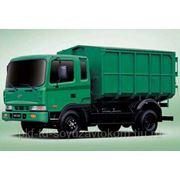 Самосвал-мусоровоз Hyundai HD120 фото