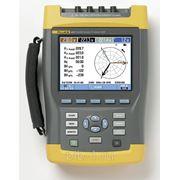 Анализатор качества электроэнергии Fluke-435 фото