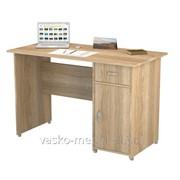 Письменный стол, Васко ПС 40-08 М1 Дуб сонома фото
