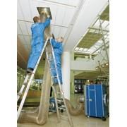 Чистка вентиляционных каналов- услуги специалиста. фото