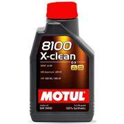Моторное масло MOTUL 8100 X-clean 5W-30 фото