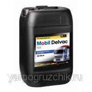 Моторное дизельное масло Mobil Delvac MX Extra SAE 10W-40 (20л) фото