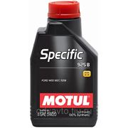 Моторное масло MOTUL Specific 948B 5W20 фото