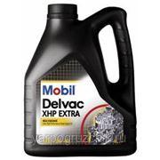 Моторное дизельное масло Mobil Delvac MX Extra SAE 10W-40 (4л) фото