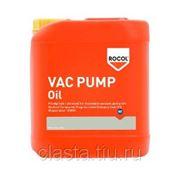 Вакуумное масло VAC PUMP Oil VG 100 с пищевым допуском, 5л