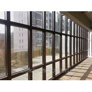 Прозрачные солнечные модули для остекления фасадов зданий и ограждений BKE 100-60TH фото