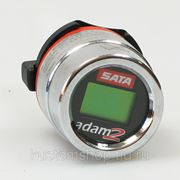 SATA adam 2 электронный манометр с регулятором давления