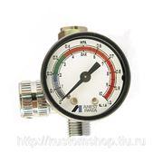 Регулятор давления воздуха с манометром ANEST IWATA