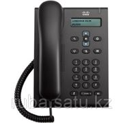 Cisco Unified SIP Phone 3905, Charcoal, Standard Handset фото